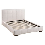 Zuo Modern Amelie Bed Queen White