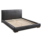 Zuo Modern Amelie Bed King Black