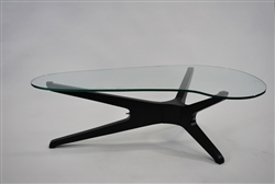 Fine Mod Imports Sculpt Coffee Table