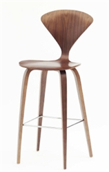 Fine Mod Imports Normen Chair Modern Wooden Bar Stool