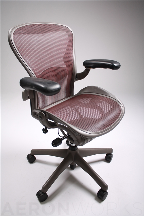 our - Herman Miller Aeron Chair