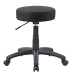 The DOT stool, Black