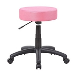 The DOT stool, Pink