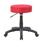The DOT stool, Red