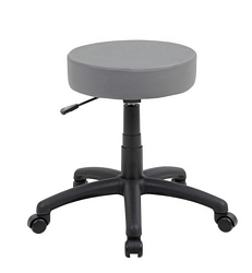 The DOT stool, Gray Vinyl