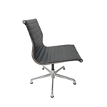 Herman Miller Eames Aluminum Group Management Side Chair No Arms