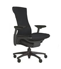 Herman Miller Embody Chair in Black