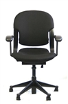 Herman Miller Equa Chair Loaded Model In Black Refurbished
