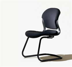 Herman Miller Equa SIDE In Black Refurbished