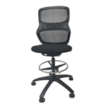 Knoll Generation Chair Drafting Stool