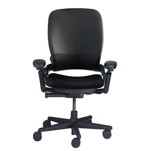Leap Chair By Steelcase steelcase leap chair in leather