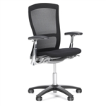Knoll Life Chair Fully Adjustable Model Mesh Back Refurbished