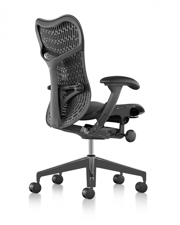 Herman Miller Mirra Chair Fully Featured Latitude Back – Mirra Chair Herman Miller
