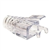 Platinum Tools, 100035-SI, EZ-RJ45, CAT5e, Strain Relief, Single,