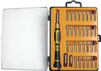 Platinum Tools Precision Screwdriver Set - 33 Piece