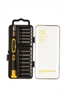 19103 Platinum Tools Micro Mini II 13 Piece Screwdriver Set Bits included: Slotted 2.0, 1.5, 1.2, 1.0, Phillips 0000, 000, 00, 0, Torx® 3, 4, 5, 6,