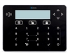 2GIG: 2GIG-VAR-KEYPROXBLK Vario Elegant Keypad with Prox (Black with 2 Proximity Keytags)