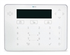 2GIG: 2GIG-VAR-KEYPROXWHT Vario Elegant Keypad with Prox (White with 2 Proximity Keytags)