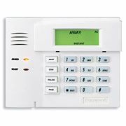 Ademco Honeywell 6150RF Fixed English Alarm Keypad with Integrated Transceiver