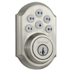 KWIKSET, 99100-005, SMARTCODE, Z WAVE, DB, POLISHED BRASS, Satin-Nickel,