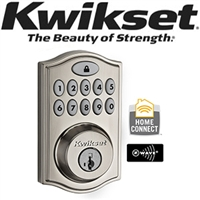 Kwikset, 99140-002, SmartCode, 914, Series, ZWave, Deadbolt, Satin-Nickel,