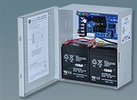 Altronix AL100UL Single Output Power Supply/Charger (12VDC @ 750mA, 16.5VAC, BC100 Enclosure)