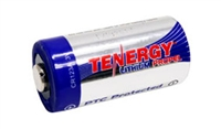 cr123a battery alarm tenergy