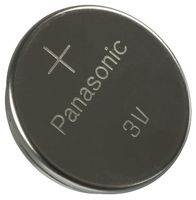 Panasonic CR2025 Lithium Coin Cell Battery 3V - Bag of 10
