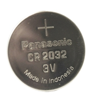 CR 2032 - 3V 225 mAh Coin Battery