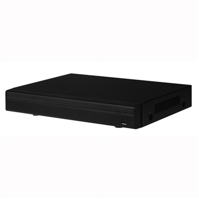 16CH Tribrid Mini 1U 720P/1080P HD-CVI DVR, 1HDD UP TO 6TB