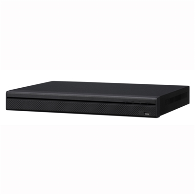 16CH Tribrid 1U 720P/1080P HD-CVI DVR, 2HDD UP TO 12TB