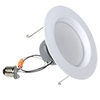 2GIG: LB65R6Z-1 Recessed Lighting Retrofit Kit w/ LED Bulb