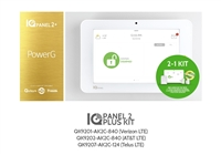 Qolsys IQ Panel 2 Plus 2-1 Kit (Verizon LTE, 319.5 MHz) (QK9201-AK2C-840)