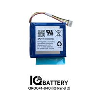 Qolsys IQ Panel 2 Battery (QR0041-840)