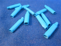 Quick Switch Blue B Connectors (Bag of 250, Wire Crimp Splice Clip, Wet, GEL Filled, Beanies) (UPG Brand) (Like Dolphin)