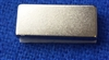 "Quick Switch 1/8"" x 3/8"" x 7/8"" Flat Rare Earth Magnet, Nickel Plated"