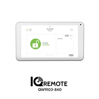 Qolsys IQ Remote Secondary Tablet (QW9103-840)