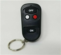 alula Resolution RE200 4-Button Keyfob Honeywell & 2GIG Compatible