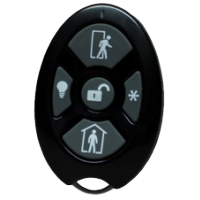 alula Resolution RE300 5-Button Keyfob DSC Compatible