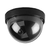 850TVL Pixel Plus Indoor Dome Camera, 3.6mm Lens, DC 12V, Black