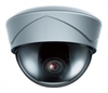 850TVL Pixel Plus Indoor Dome Camera, 2.8-12mm Lens, DC 12V, White