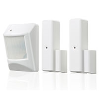 2GIG: WNK01-21KIT GoControl Z-Wave Home Security Suite Essential