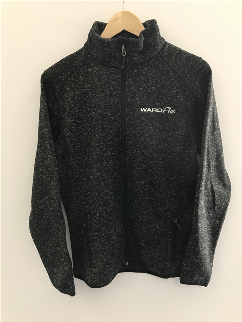 Ladies Port Authority Full Zip Sweater Fleece Jacket