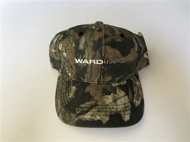 Camouflage Cap - Brushed Cotton Twill, Mossy Oak