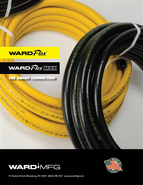 WardFlex The Smart Connection Sell Sheet (English)