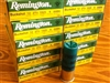"12 Gauge Remington 2 3/4"" 00 Buckshot 9 pellet 100 rounds"
