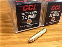 22 Magnum CCI 30gr Lead Free - 250 rounds
