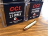 22 Magnum CCI 40gr Gamepoint - 100 rounds