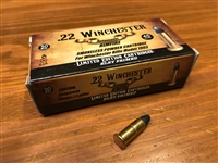 22 Winchester Auto 45gr LRN - 100 rounds
