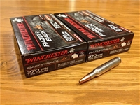 270 Winchester 130gr Razorback LeadFree - 40 Rounds